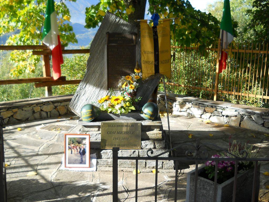 """Bussoleno e Chianocco, domenica 8, il triplice evento per la """"Acqui"""" e """"Granatieri di Sardegna"""""""