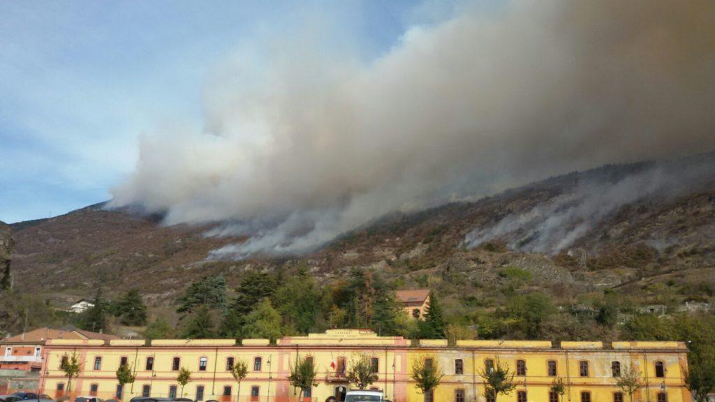 Susa in preghiera per la Valle che brucia. Questa sera alle 21 nella Chiesa di San Francesco