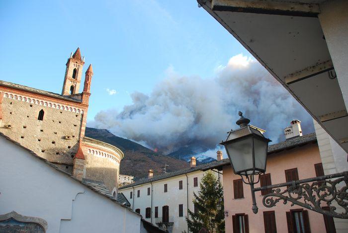 Asl To 3, alcuni consigli per tutelare la salute durante l'emergenza incendi