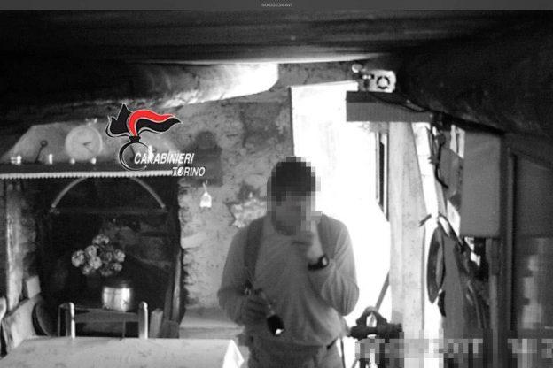 Novalesa, denunciato il ladro delle baite