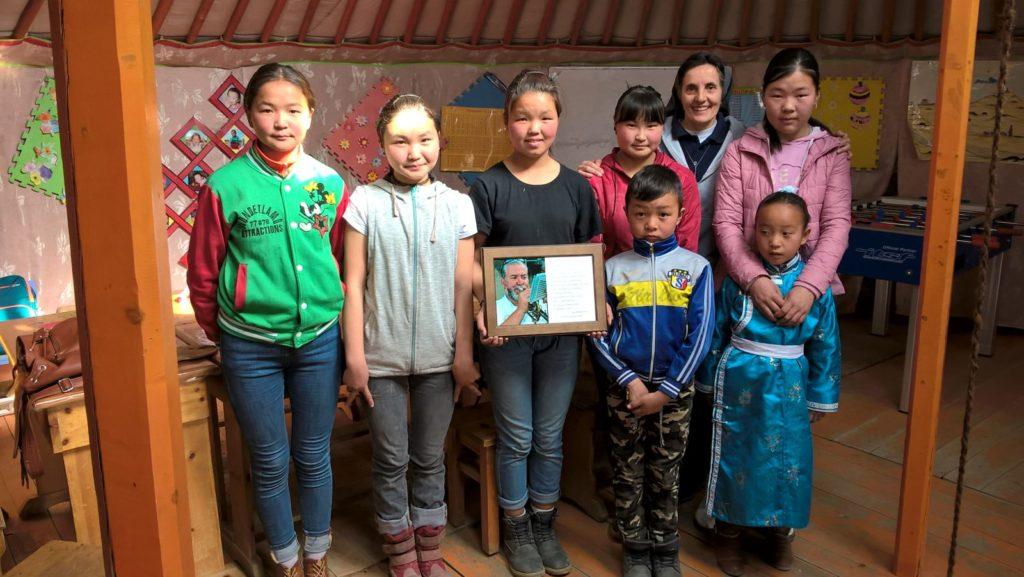 """S.Antonino, """"La musica che unisce"""" Valle di Susa e Mongolia nel ricordo di Giovanni Votta"""
