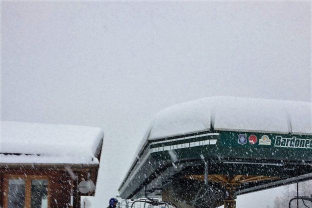 Bardonecchia. Tanta neve e impianti aperti in settimana