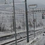 RFI: Maltempo e gelicidio, ancora critica la situazione in Piemonte e Liguria – aggiornamento riattivata la Torino-Modane