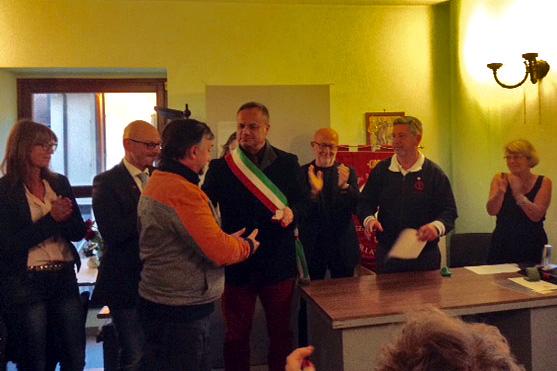 Richetto confermato presidente della Fidas di Villar Dora