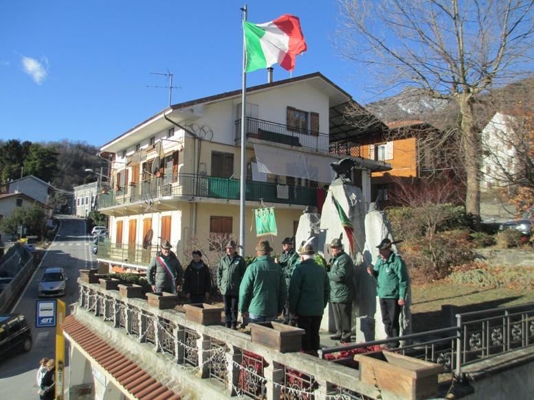 A Rubiana sfila l'orgoglio Alpino