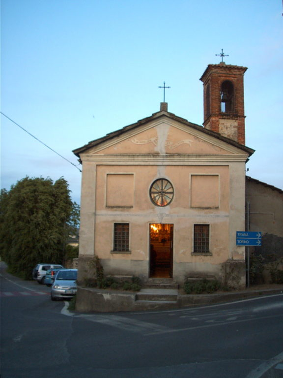 Giaveno, tutto pronto in Ruata Fasella per la festa di San Sebastiano