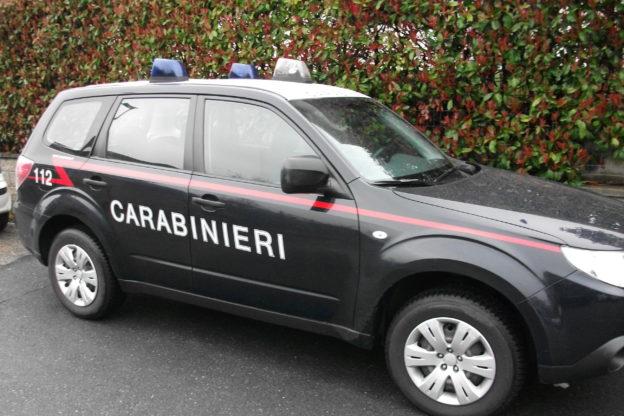 I Carabinieri arrestano un villarbassese di 35 anni per rapina a un'anziana. Un testimone era riuscito a fotografare l'auto usata per il colpo