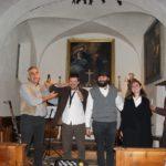 Chantar l'Uvern fa tappa a Chiomonte