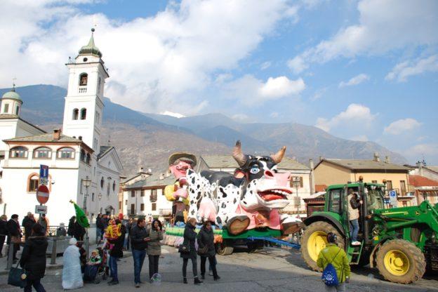 Susa, tutto pronto per il Carnevale