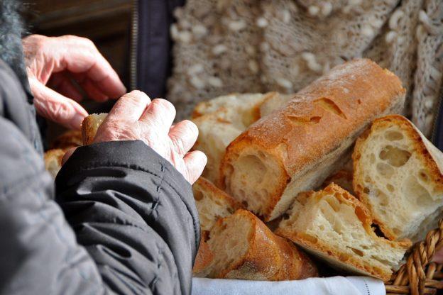 Mollieres in festa per Sant'Antonio Abate