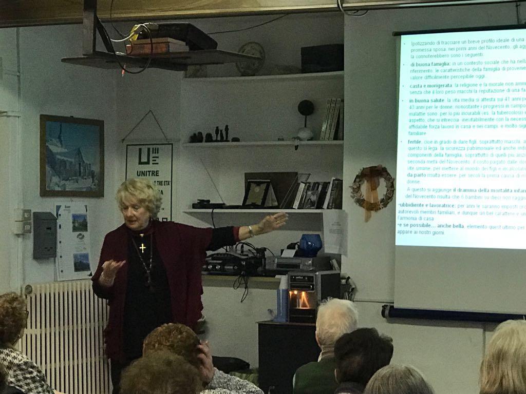 A Susa, una conferenza sulla condzione femminile durante la grande guerra