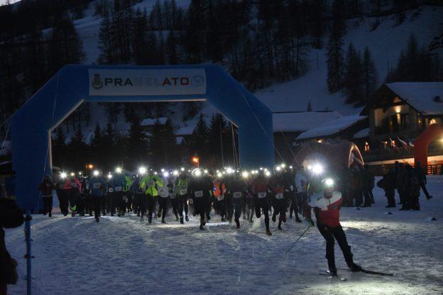 Pragelato Snow Run 2018: Il bis di Bortolas