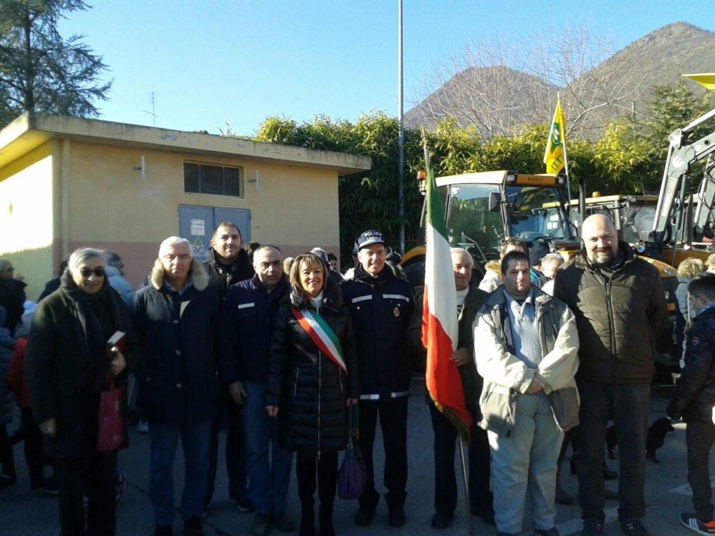 Sangano ha celebrato Sant'Antonio Abate
