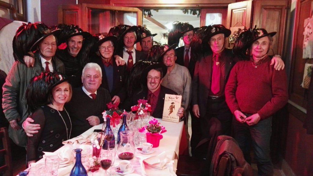 Il 2017 dei bersaglieri della Val Sangone