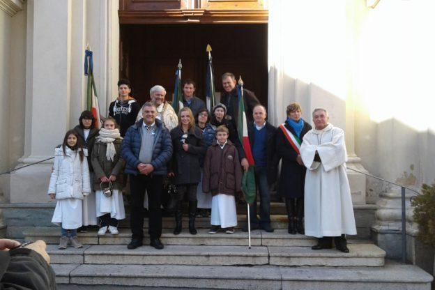Bussoleno, grande successo per la festa di Sant'Antonio Abate