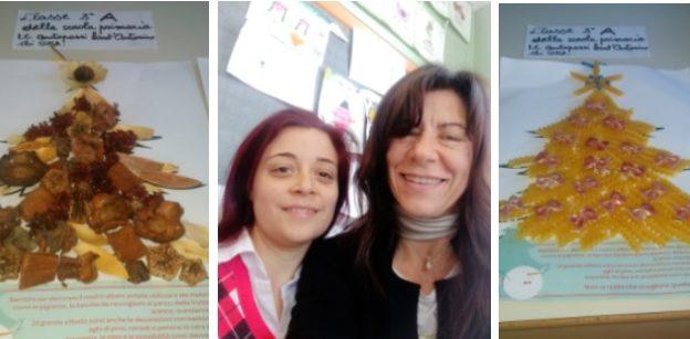 S.Antonino, i bimbi della 2 A decorano l'Albero di Natale e vincono 500 euro