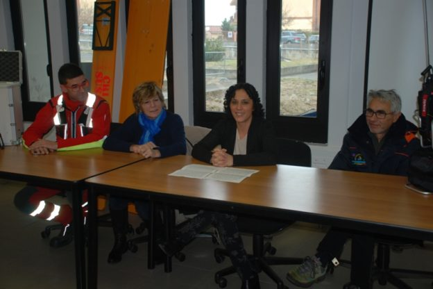 Bussoleno, Stefania Batzella, consigliera regionale, potenzia il polo logistico dell'ex Plana
