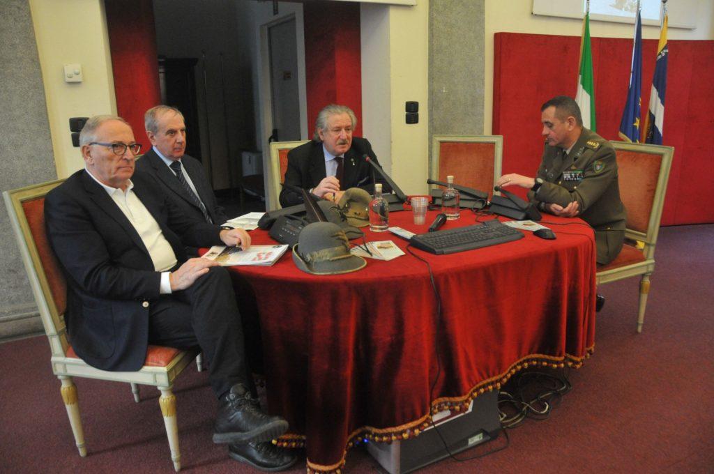 Il ricordo della Divisione Alpina Tridentina in Piemonte
