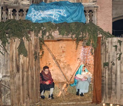 Notte di Natale con presepe vivente a Villar Dora