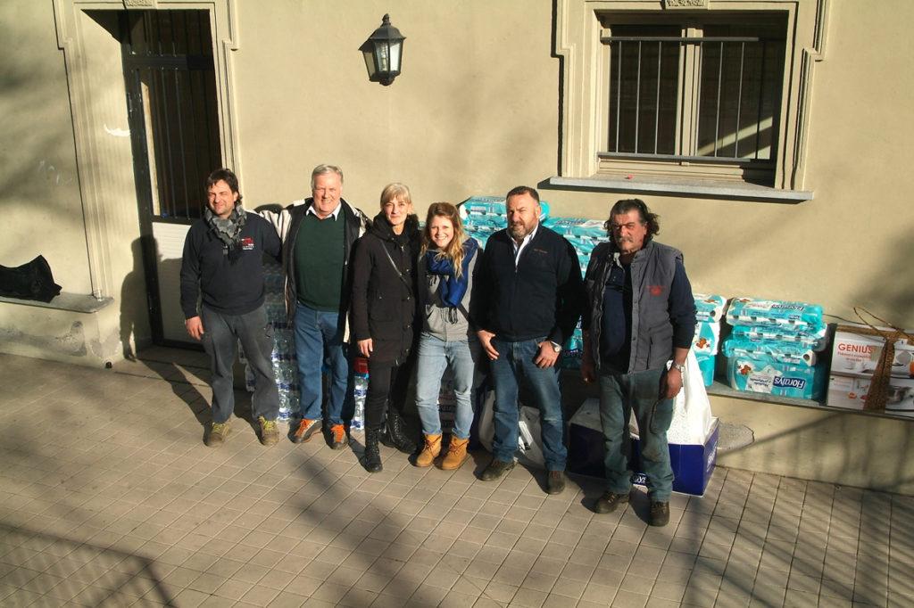 Avigliana, dalla festa di Sant'Antonio doni preziosi a Casa Base