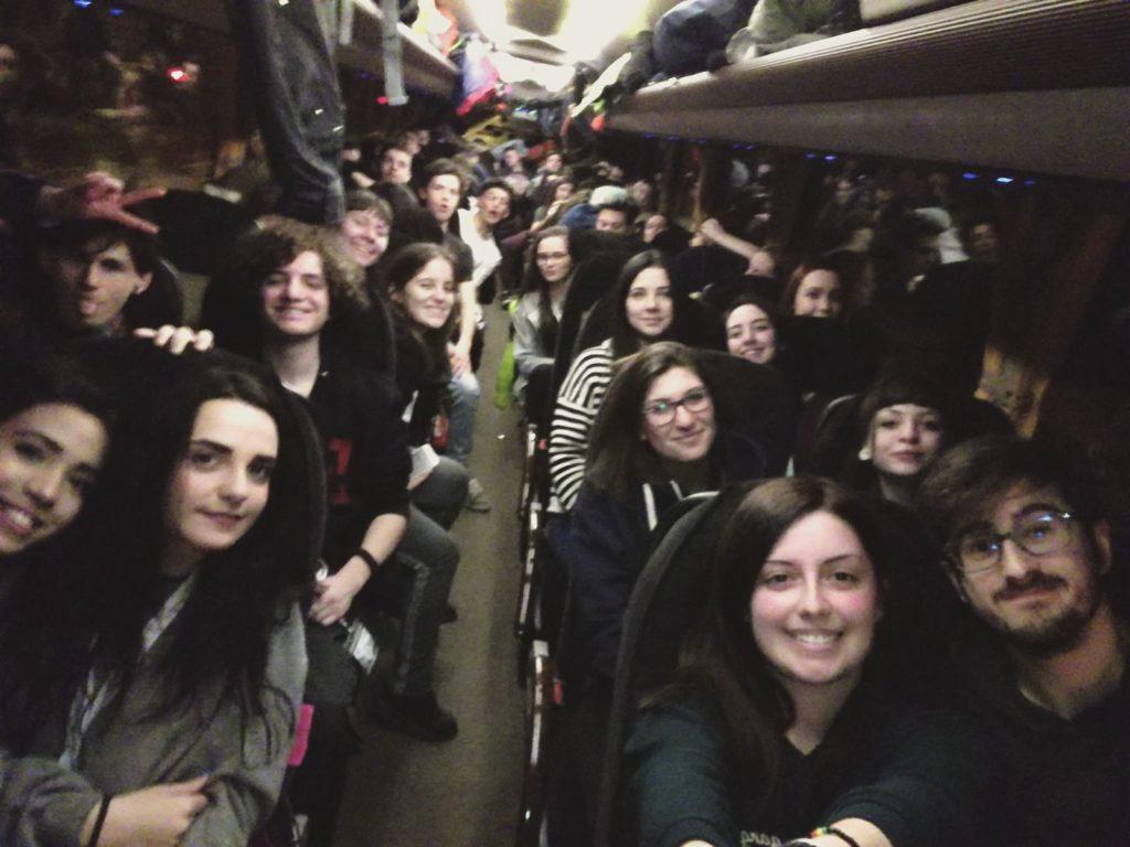 Dalla Valsusa, giovani in viaggio col Treno della Memoria