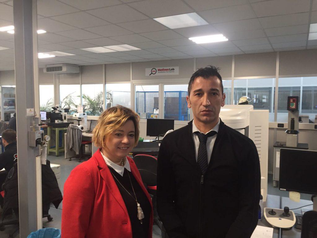 MotivexLab, azienda della Valsusa, acquisisce la Nde di Chivasso e cerca personale