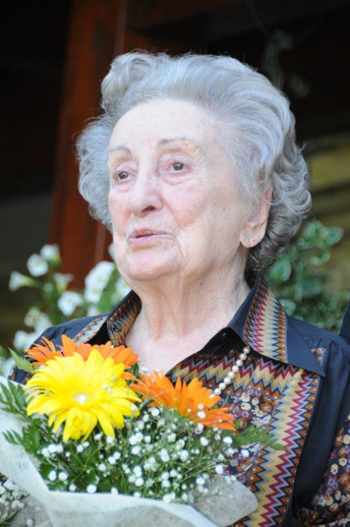 È morta Bruna Bandera, la vedova di Mario Celso