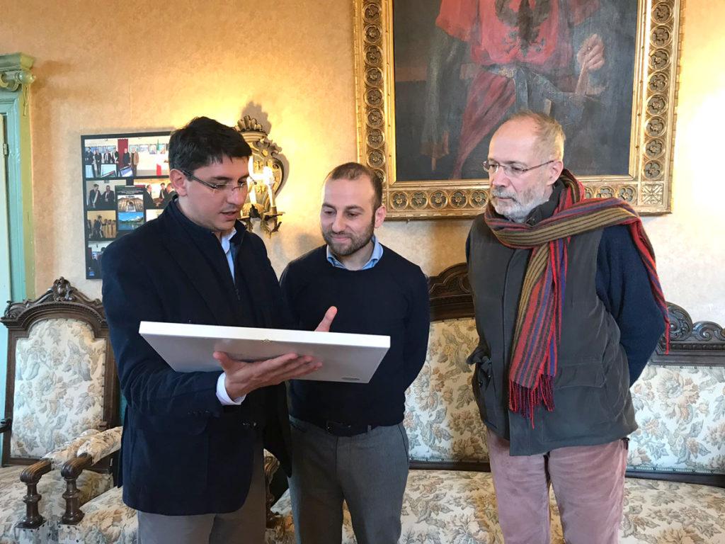 Dalla Puglia alla Valsusa per  fare rete e valorizzare la Sacra di San Michele
