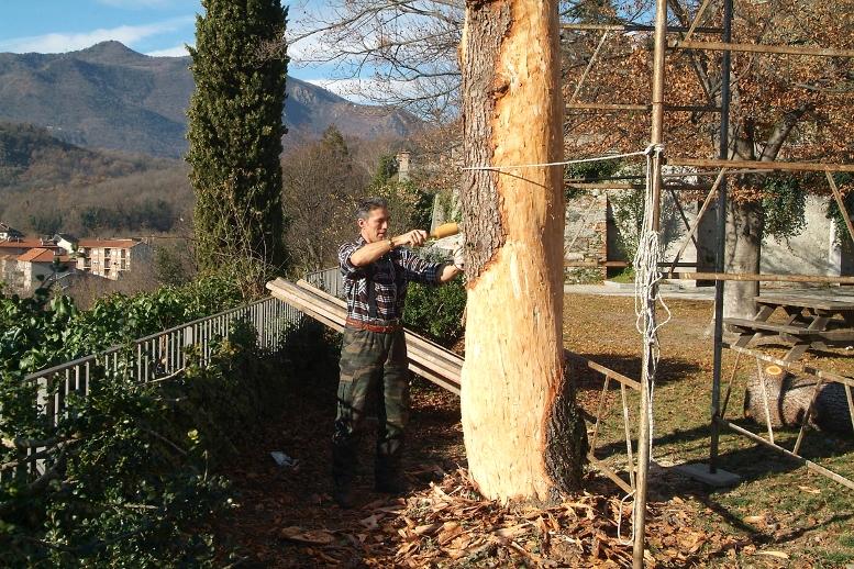 Avigliana, lo scultore Luca Germena espone le sue opere nella chiesa di Santa Croce