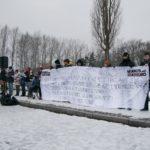"""I ragazzi della Valsusa e della Val Sangone sul """"Treno della Memoria"""" verso Auschwitz"""