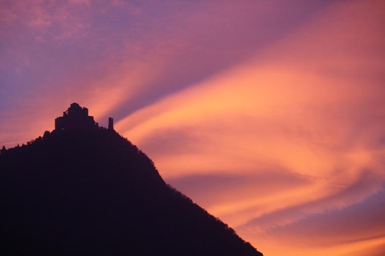 """Valsusa, la Sacra di San Michele è la misteriosa abbazia de """"Il nome della rosa"""" di Umberto Eco?"""