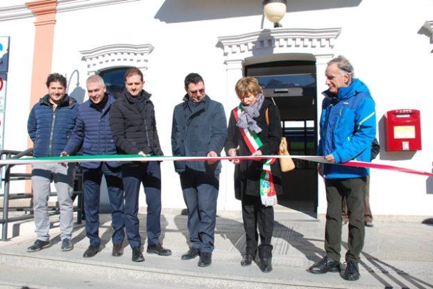 Bussoleno: inaugurata la nuova stazione ferroviaria, nodo storico della Val Susa