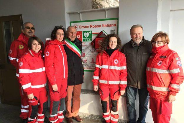 A Chianocco c'è un nuovo defibrillatore