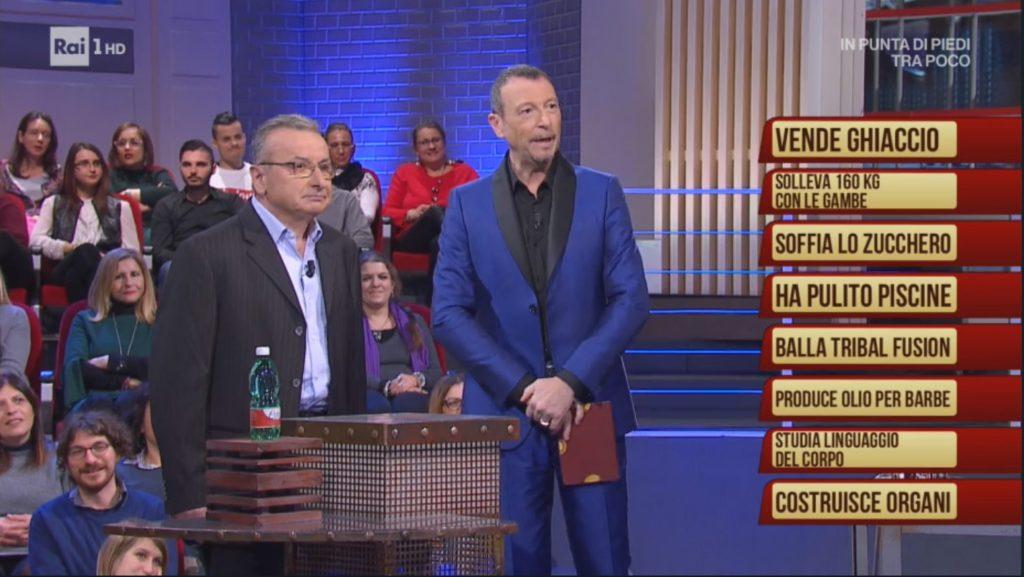 """Trana, il macellaio Aldo Correndo ai """"Soliti Ignoti"""""""