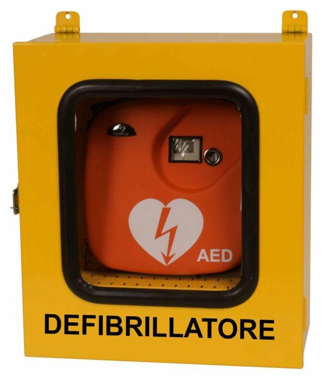 Buttigliera Alta, un corso per imparare a usare il defibrillatore