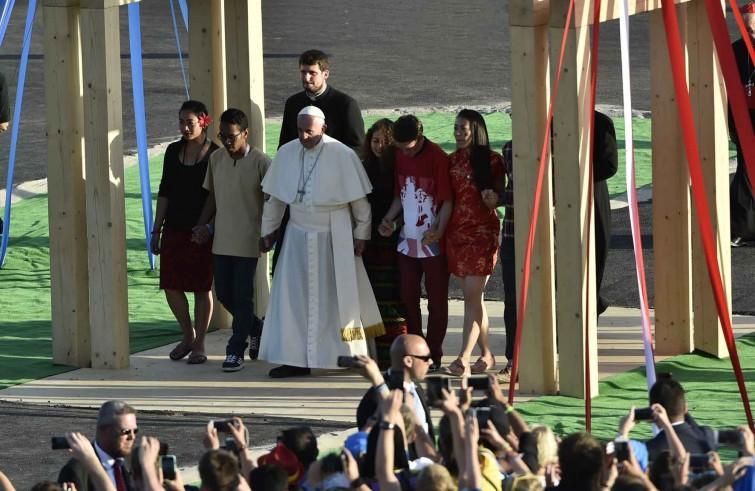 """In vista della prossima Gmg, Papa Francesco esorta: """"Largo ai giovani per responsabilità importanti nella Chiesa"""""""