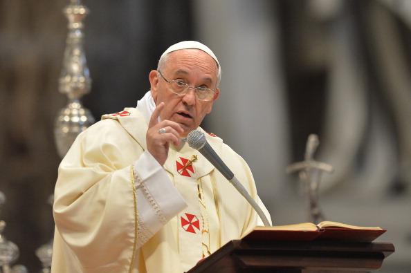 La Santa Messa secondo Papa Francesco