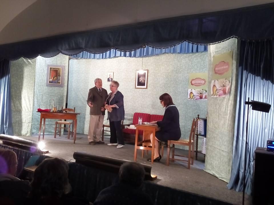 """Valsusa, straordinario successo per lo spettacolo teatrale della compagnia """"La Malva"""""""