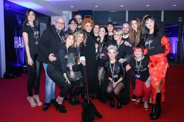 C'era anche la Valsusa a Sanremo. Elena e Milla Giarratano tra i 12 professionisti  che hanno curato i capelli dei cantanti
