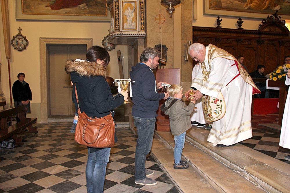La Santa Messa secondo Papa Francesco: la presentazione dei doni