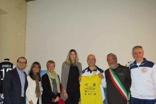Giaveno, in campo 28 squadre per il quinto Memorial Elena Riccardi. Ospite della serata di presentazione la pallavolista Elisa Togut