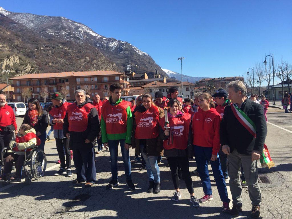 """Il team del Liceo valsusino """"Norberto Rosa"""" agli Special Olympics"""