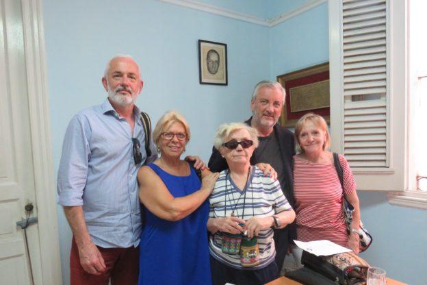 Da Giaveno a Cuba seguendo la storia e i passi di Dino Pogolotti