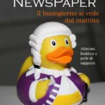 "Giaveno, venerdì 27 aprile, Alberto Tessa presenta ""NewsPaper"" a Villa Favorita"