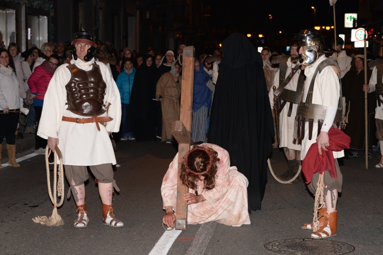 Valsusa, annullata la Via Crucis per le vie di Bussoleno. Si terrà in chiesa