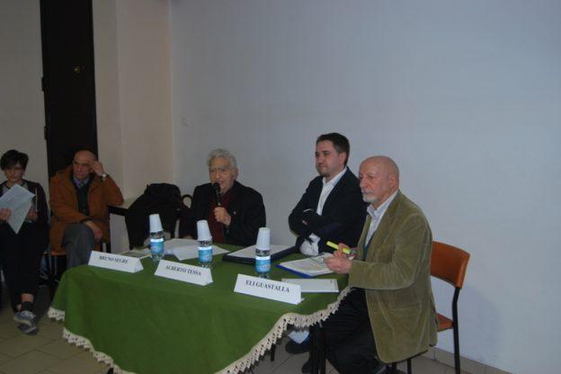 Giaveno, Bruno Segre ed Eli Guastalla raccontano le leggi razziali agli studenti dell'Istituto Pascal