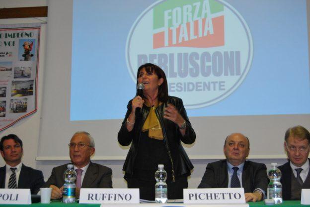"""Daniela Ruffino (Forza Italia): """"Mi candido alla presidenza della Regione Piemonte"""""""