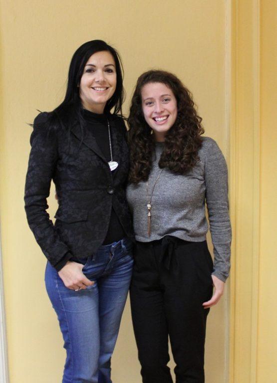 Anna, una ragazza statunitense all'Istituto Maria Ausiliatrice di Giaveno