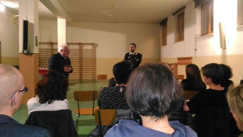 Susa, la Scuola San Giuseppe insieme con i Carabinieri per fare rete contro la piaga del bullismo
