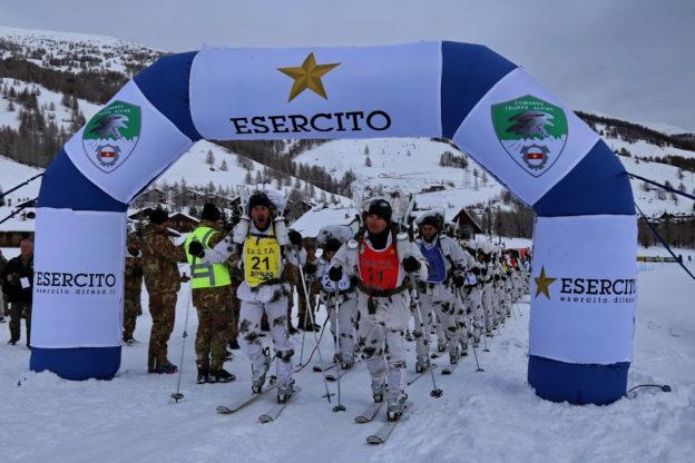 Sestriere: assegnati i primi titoli ai Campionati sciistici delle Truppe Alpine